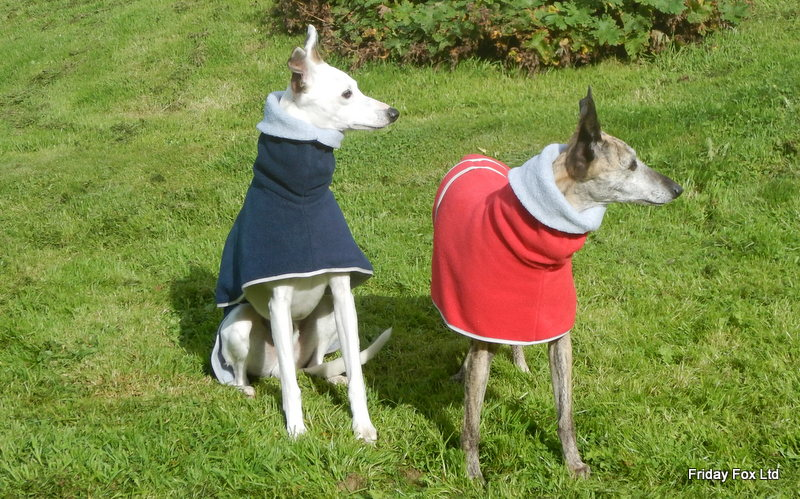 Greyhounds Coats Fleece Polo Greyhound Coat Friday Fox