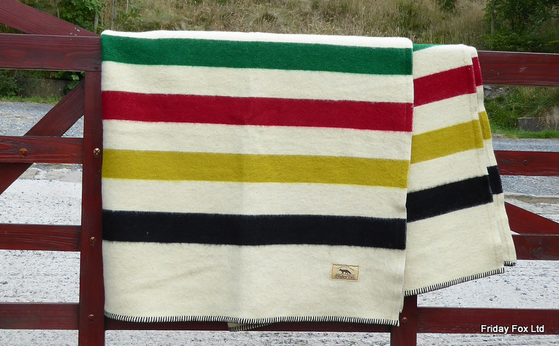 Harlequin Points Blanket