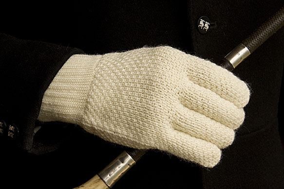 Hunt Gloves Gentleman S Wool Hunt Glove Friday Fox